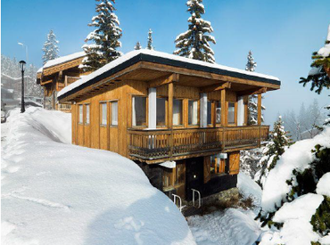 Courchevel : L'atelier d'architecture Image 1